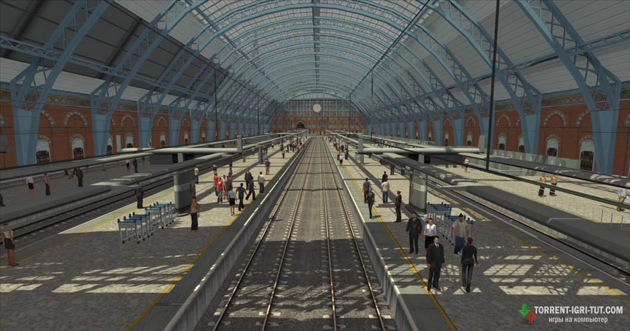 Скачать игру Train Simulator 2013 торрент