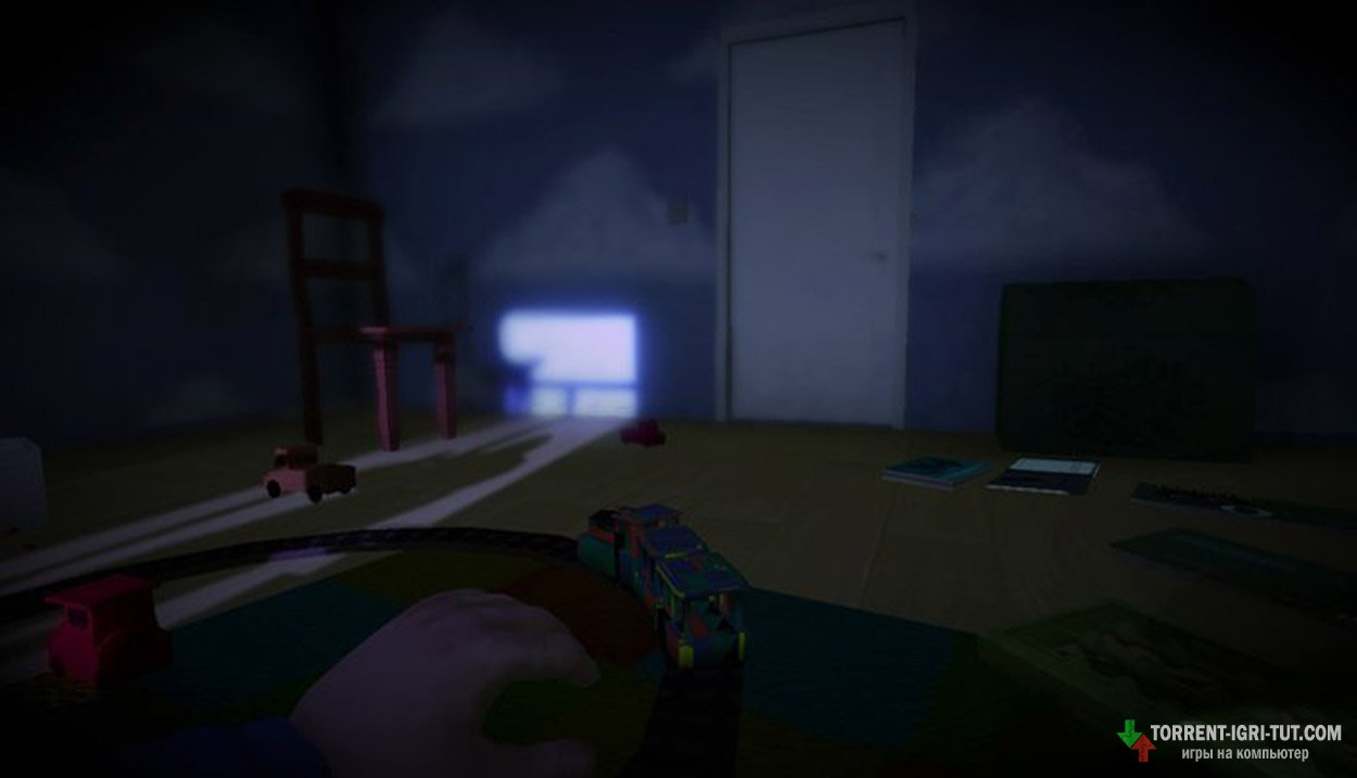 Скачать игру Among the Sleep торрент